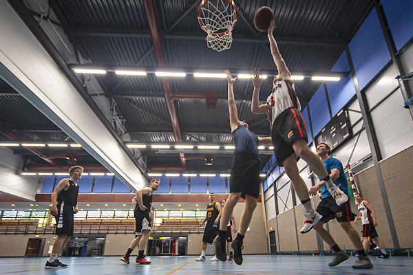 Bouncers Basketball Gouda Waddinxveen